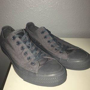 Gray All Star Converse